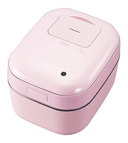 TIGER IH rice cooker cooked tacook 55 Go cook SAKURA JPQ-A100-P
