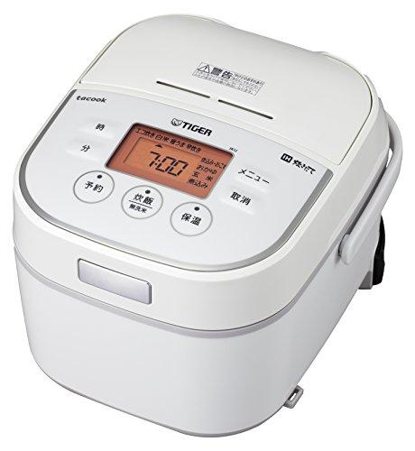 Tiger IH rice cooker tacook JKU-A551-W JKU-A551-W