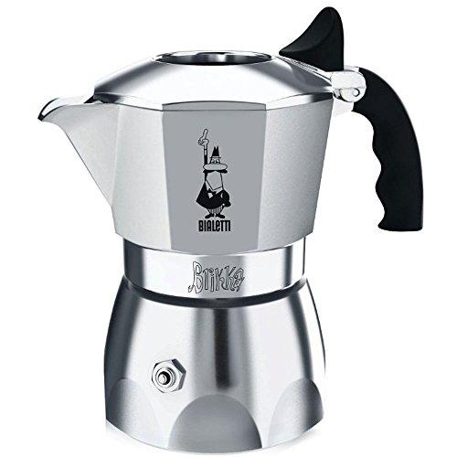 Bialetti 6988 Brikka Stovetop Espresso Maker 4-Cup