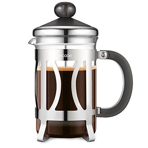 Ecooe Glass French Press 27 Oz Coffee Tea Maker Coffee Press Pot