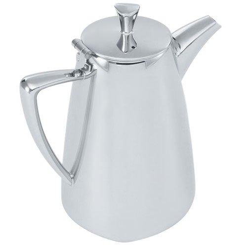 Vollrath 46301 Triennium 20 oz Satin-Finished Stainless Steel Coffee Pot