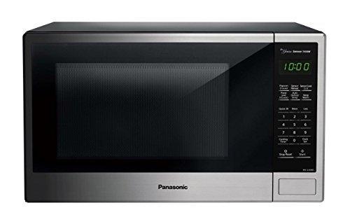 Panasonic NN-SU696S Countertop Mircowave Over with Genius Cooking Sensor