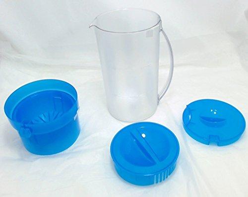 Mr Coffee Ice Tea Maker Plastic Pitcher 2 QT Model TM1 TP1