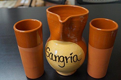 Sangria Pitcher Set  1 Liter