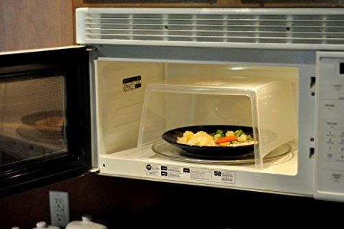 Microwave Super Guard Splatter Splash Safe Plate Cover