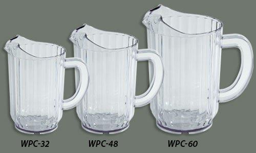 Plastic Beer Pitcher - 32 oz
