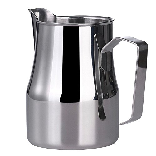 Frothing Pitcher Windspeed Stainless Steel Milk Pitcher Latte Art Jug Gift 350ml