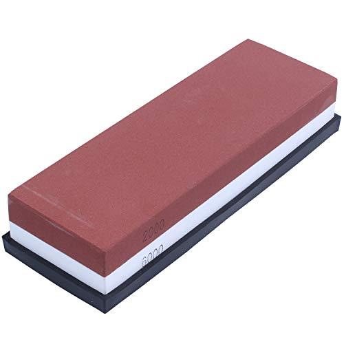 Vaorwne Whetstone Knife Sharpener Professional Sharpening Stone 20006000 Girt Water Stone For Knives