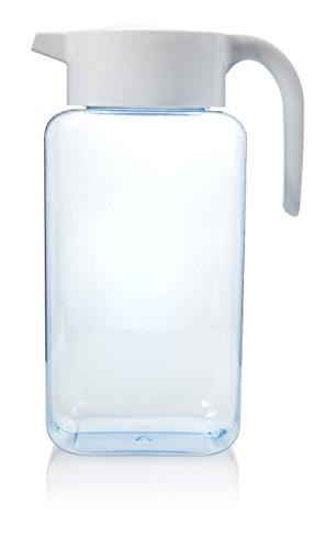Arrow Plastic Clear Pitcher 1 gallon