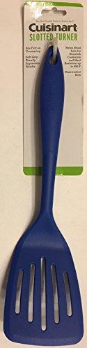 Cuisinart CTG-01-LTBR-320 Nylon Slotted Turner Mediterranean Blue