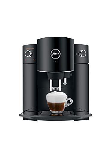 Jura 15215 D6 Automatic Coffee Machine Black