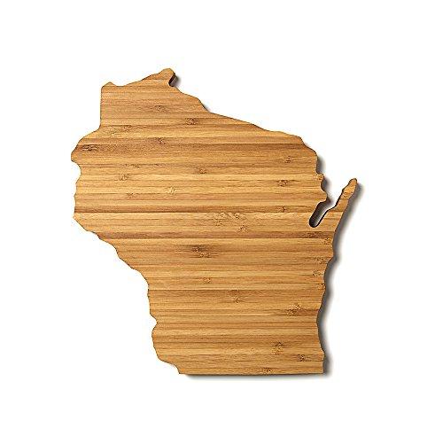 Wisconsin State Shaped Cutting Board Mini