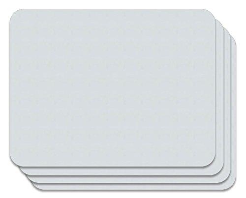CounterArt-Chop Chop Clear Mini 7-12 by 5-34 Inch Flexible Cutting Mats Set of 4