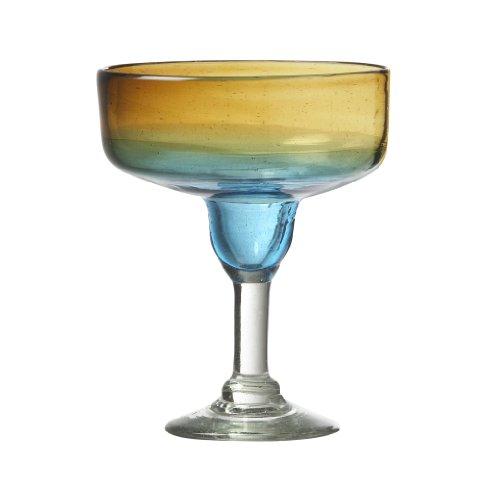 Amici Monterey Margarita Glass, 15 Oz - Set Of 4