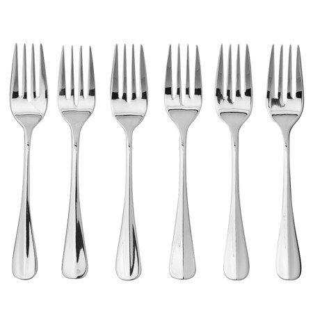 Oneida Savor Salad Forks Set of 6