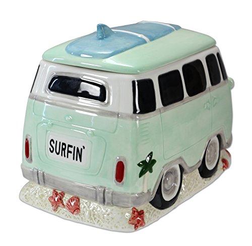 Youngs 875 x 575 x 65 Inc Ceramic Wagon Cookie Jar