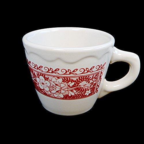 "Syracuse China ""Strawberry Hill"" Tea  Coffee Cup Mug"