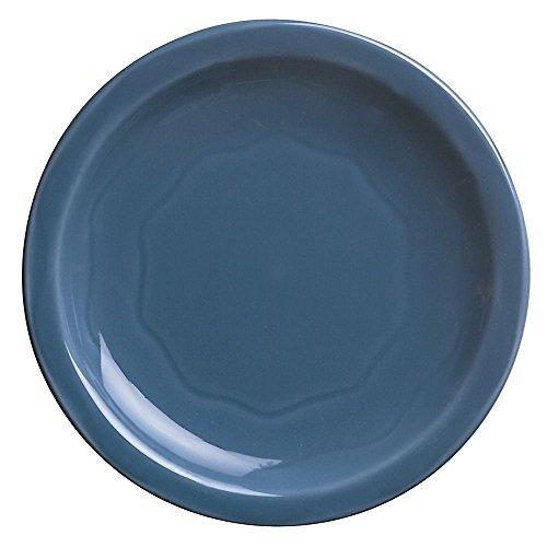 Syracuse China 903032009 Cantina Blueberry 625 Plate - 12  CS