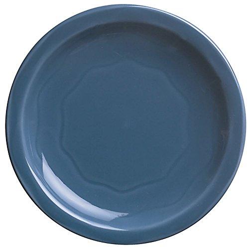 Syracuse China 903032010 Cantina Blueberry 9 Plate - 12  CS