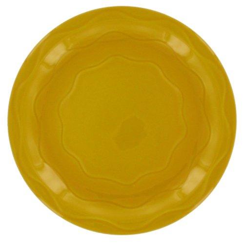 Syracuse China 903033010 Cantina Saffron 9 Plate - 12  CS