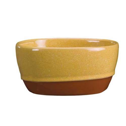 Syracuse China Terracotta Pine Bouillon Bowl 95 Ounce -- 36 per case