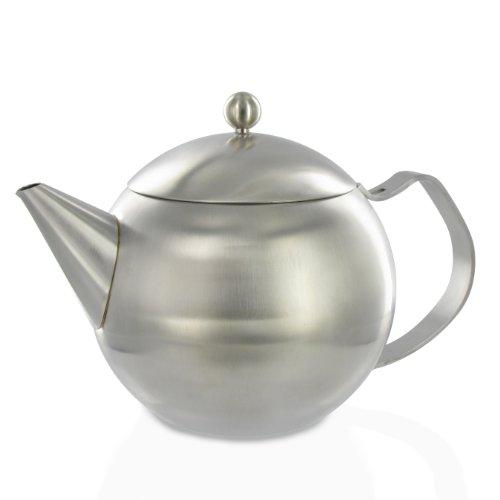 English Tea Store Stainless Steel Teapot Dartmoor 47oz