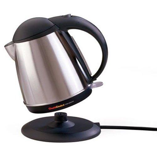 Chefs Choice 677 Cordless Electric 1-34-Quart Teakettle