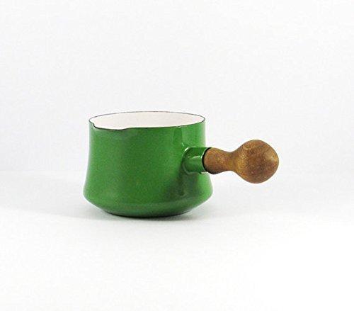 Dansk Kobenstyle Butter Warmer Color Green by Lenox