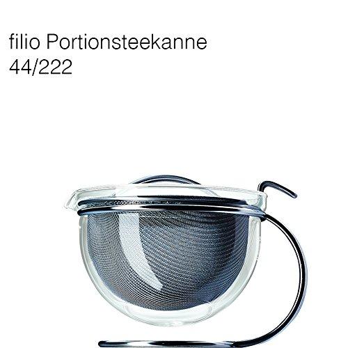 Mono Filio Small Teapot 20oz with Integrated Warmer