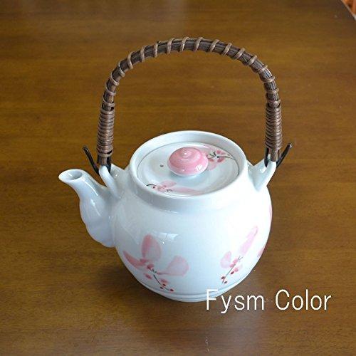 fukuda pottery Kyusu small teapot Karen 6go from Japan