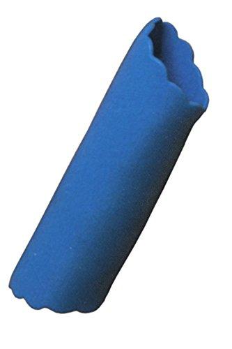 Magic Silicone Garlic Peeler Peel Easy Useful Blue