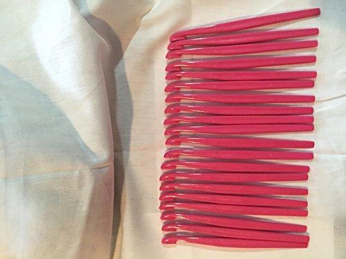 20 Tupperware Pink Citrus Peelers