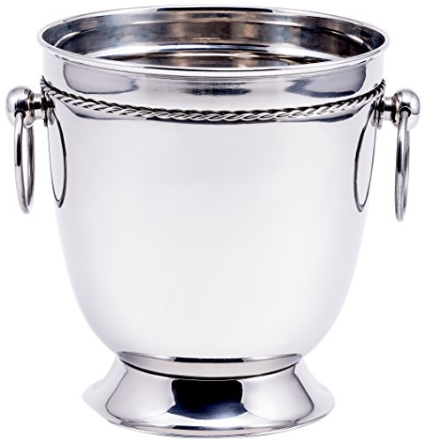 Old Dutch International Champagne Bucket Stainless Steel