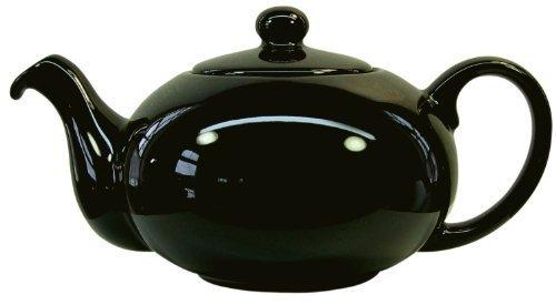 Waechtersbach Fun Factory II Black Teapot 28-Ounce by Waechtersbach
