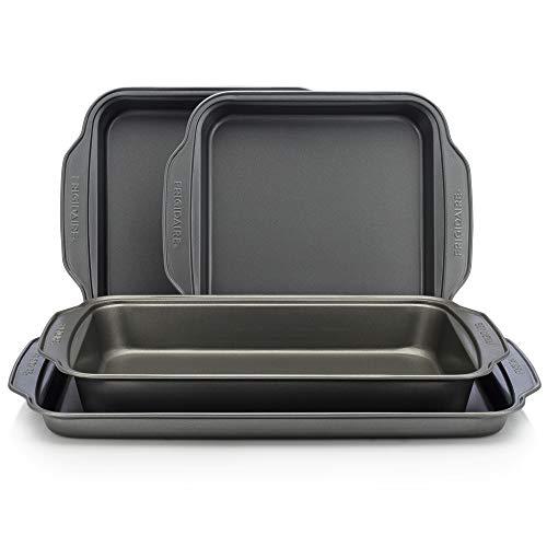 Frigidaire 11FFBAKE03 ReadyCook Bakeware 4 piece Carbon Steel