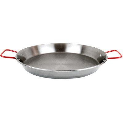 Carbon On Steel 24 Paella Pan 15-25 Servings