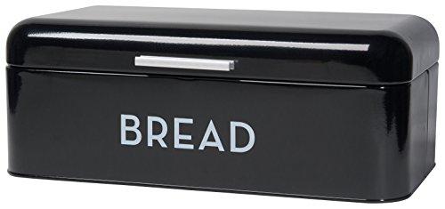 Now Designs Bread Bin Black