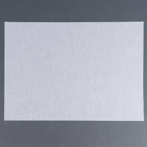 Bakers Mark PanPal 12 x 16 Half Size Silicone Coated Parchment Paper Bun  Sheet Pan Liner Sheet