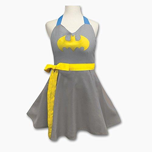 Batgirl Fashion Apron Adult