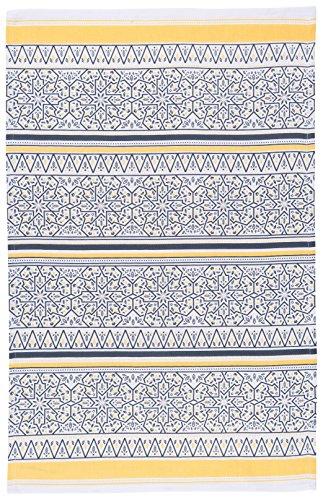 Now Designs Cotton Kitchen Towel Medina Print
