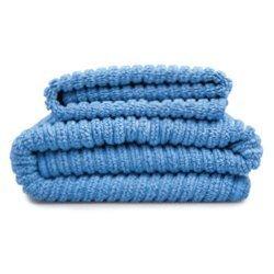 Norwex Antibacterial Microfiber Kitchen Towel Cloth Set Norwex Blue