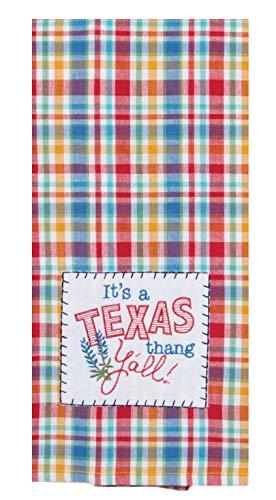 Kay Dee Designs ST Thing Texas APPL Tea Dish Towel 18 x 28 Various