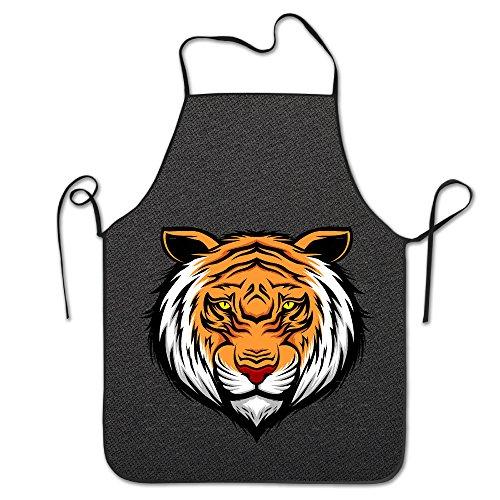 Tiger Head Chef Aprons
