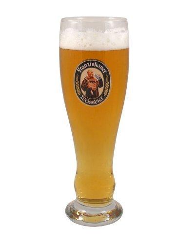 Franziskaner Weissbier Wheat Beer Glass .3 L