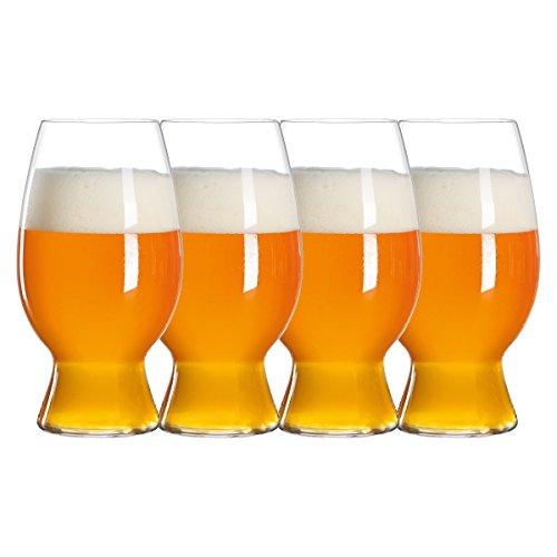 Spiegelau American Wheat Beer Glass Set - 4 Ct