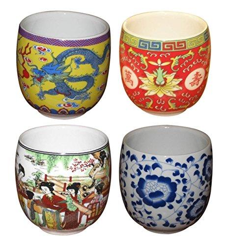Baifu Chinese Porcelain Teacup 15170 by Baifu