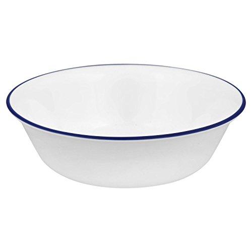 Corelle Livingware Ocean Blues 18 Ounce SoupCereal Bowl Set of 4