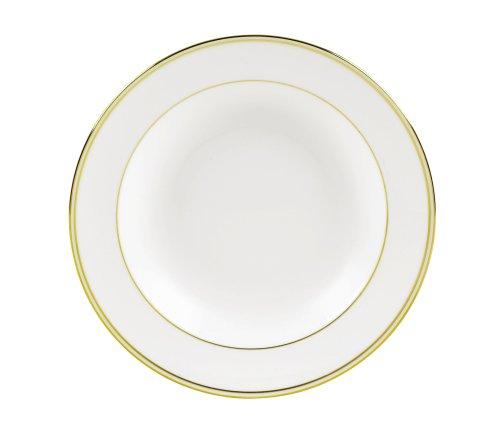 Vera Wang by Wedgwood Champagne Duchesse 9-Inch Rim Soup Plate