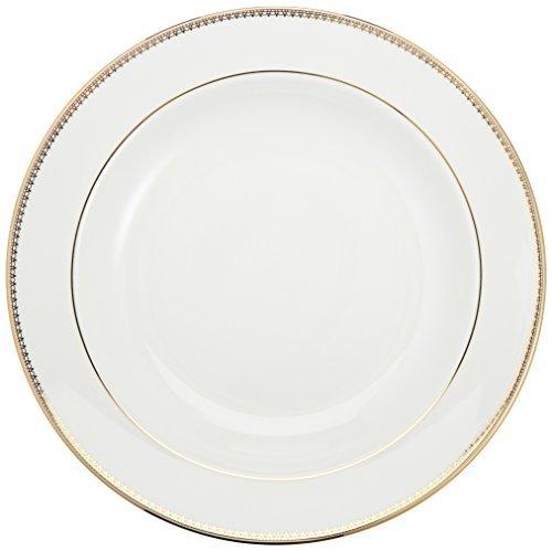 Wedgwood Vera Wang Vera Lace Gold 9-Inch Rim Soup Plate
