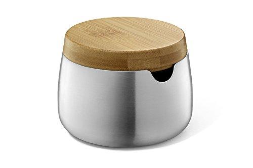 ZACK 20865 ORIGINAL BEVO Sugar Pot Stainless Steel